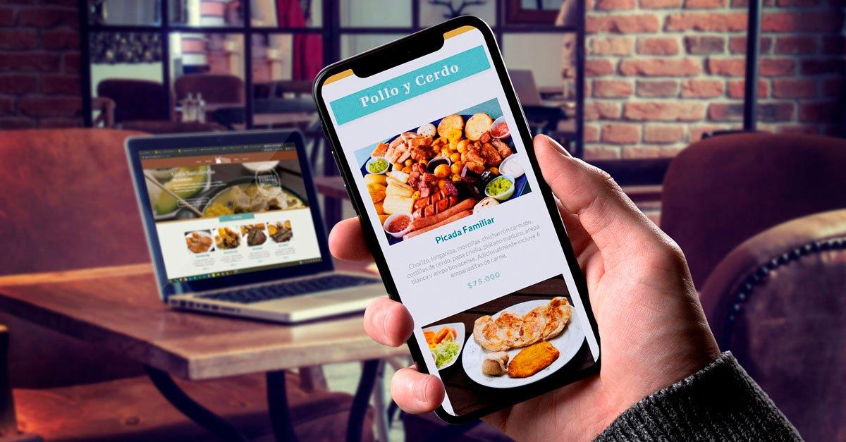 5 funciones que debería tener el sitio web de tu Restaurante